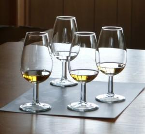 Whiskyprovningar med olika tema och kunskapsnivå